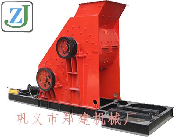 煤矸石粉碎机结构简单易于安装